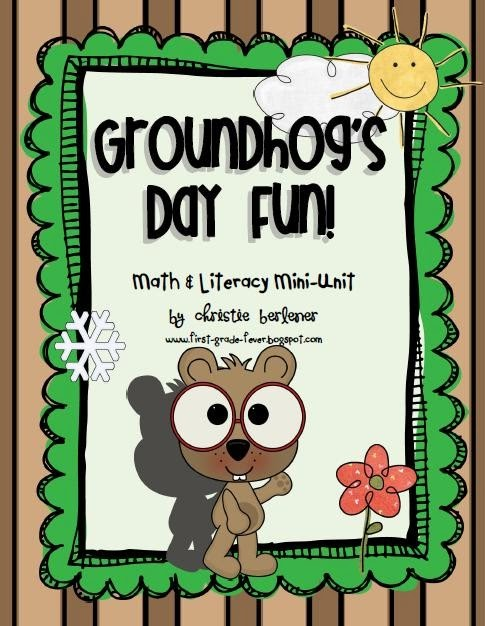 https://www.teacherspayteachers.com/Product/Groundhogs-Day-Fun-Math-Literacy-Activities-195620
