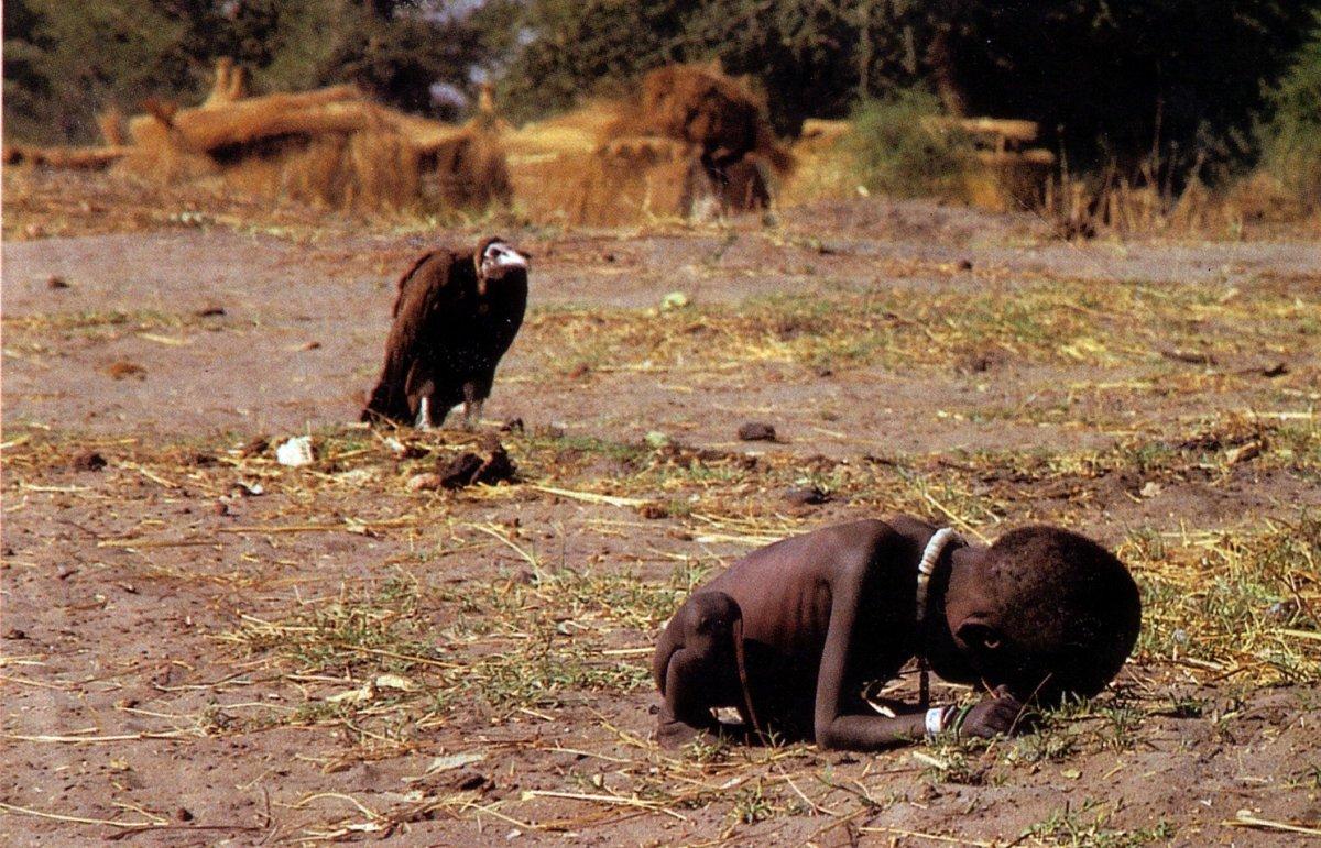 La imagen mas triste del mundo