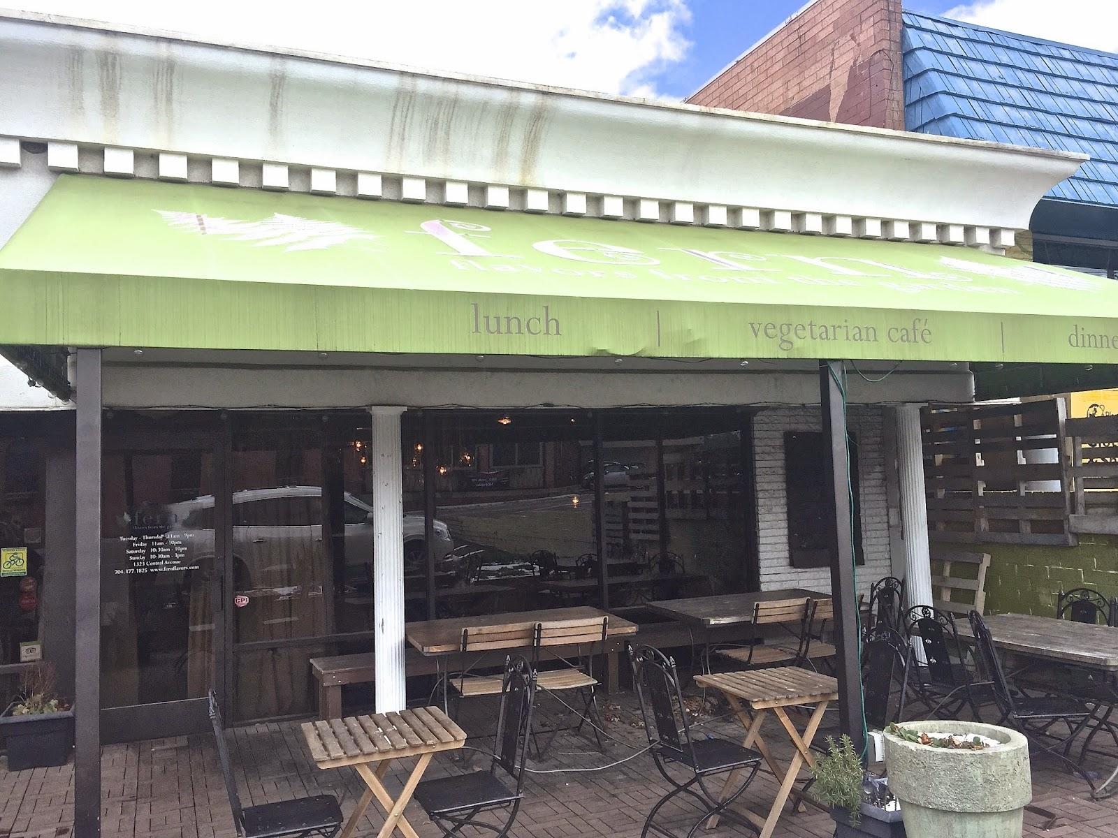 Vegetarian Restaurant - Charlotte, NC