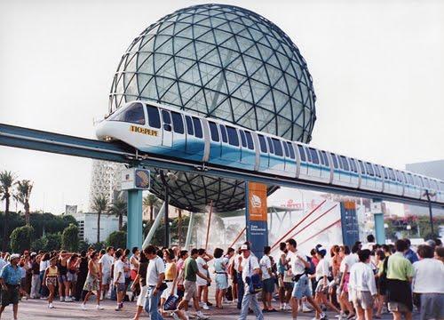 1992: el año que España enseñó su modernización al mundo