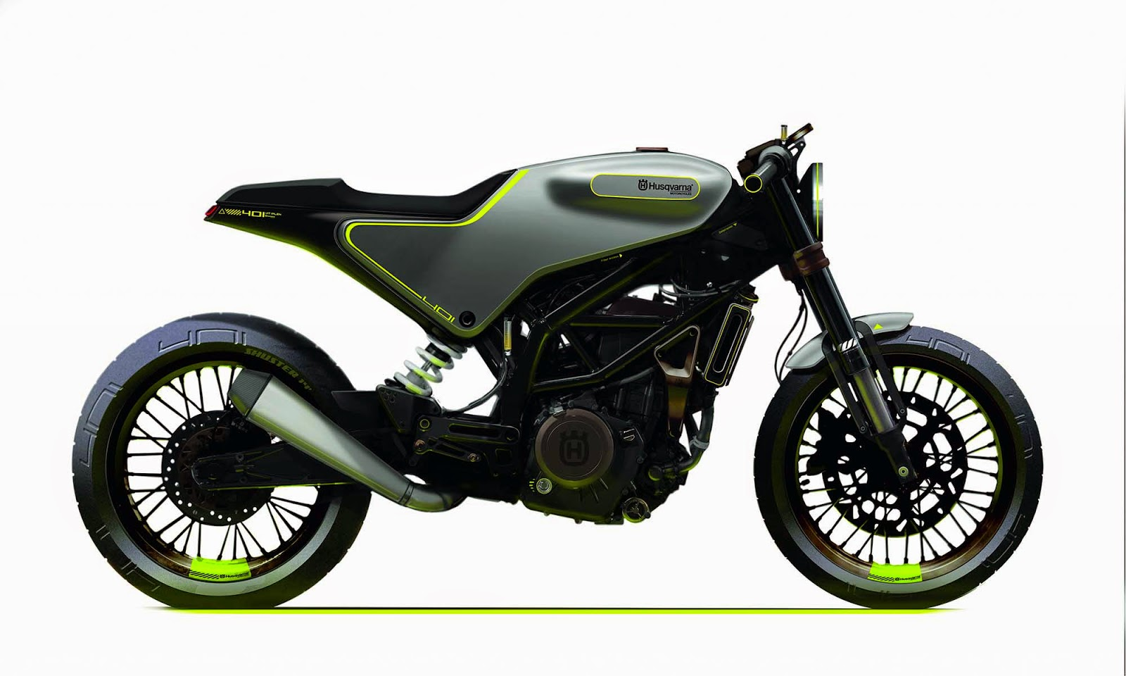 moto mucci behind the design kiska 39 s husqvarna 401 concept. Black Bedroom Furniture Sets. Home Design Ideas