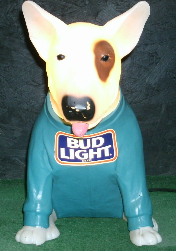 spuds mackenzie merchandise vintage beer collectibles