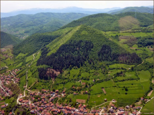 Bosnian Valley of the Pyramid 2014