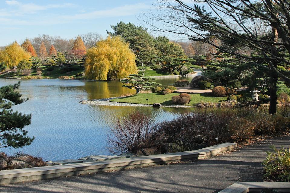 Sempringham Chicago Botanic Garden