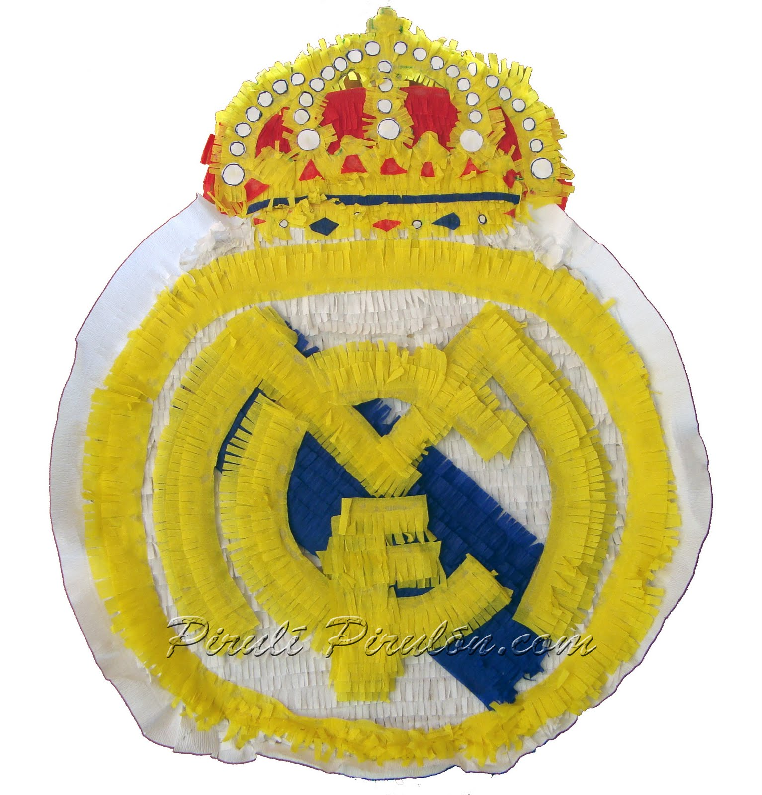 Pirul pirul n pi ata escudo real madrid for Correo real madrid