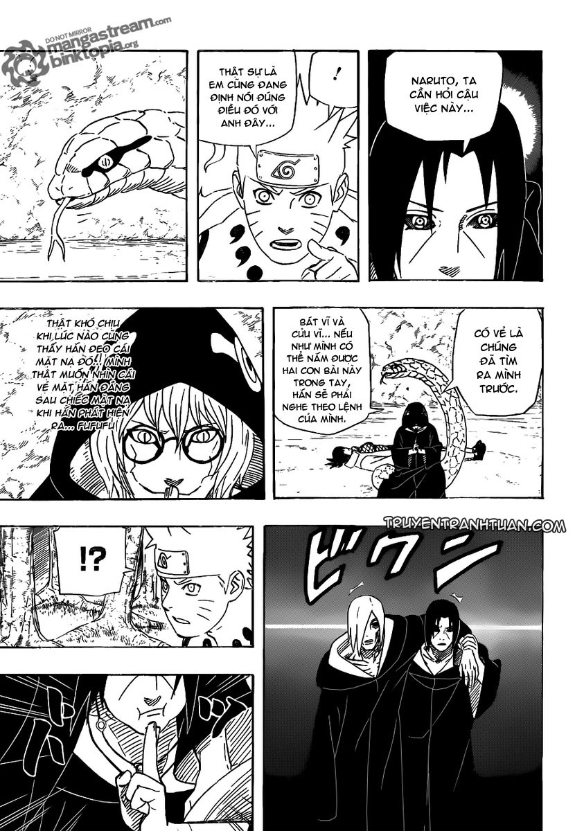 Naruto - Chapter 549 - Pic 3
