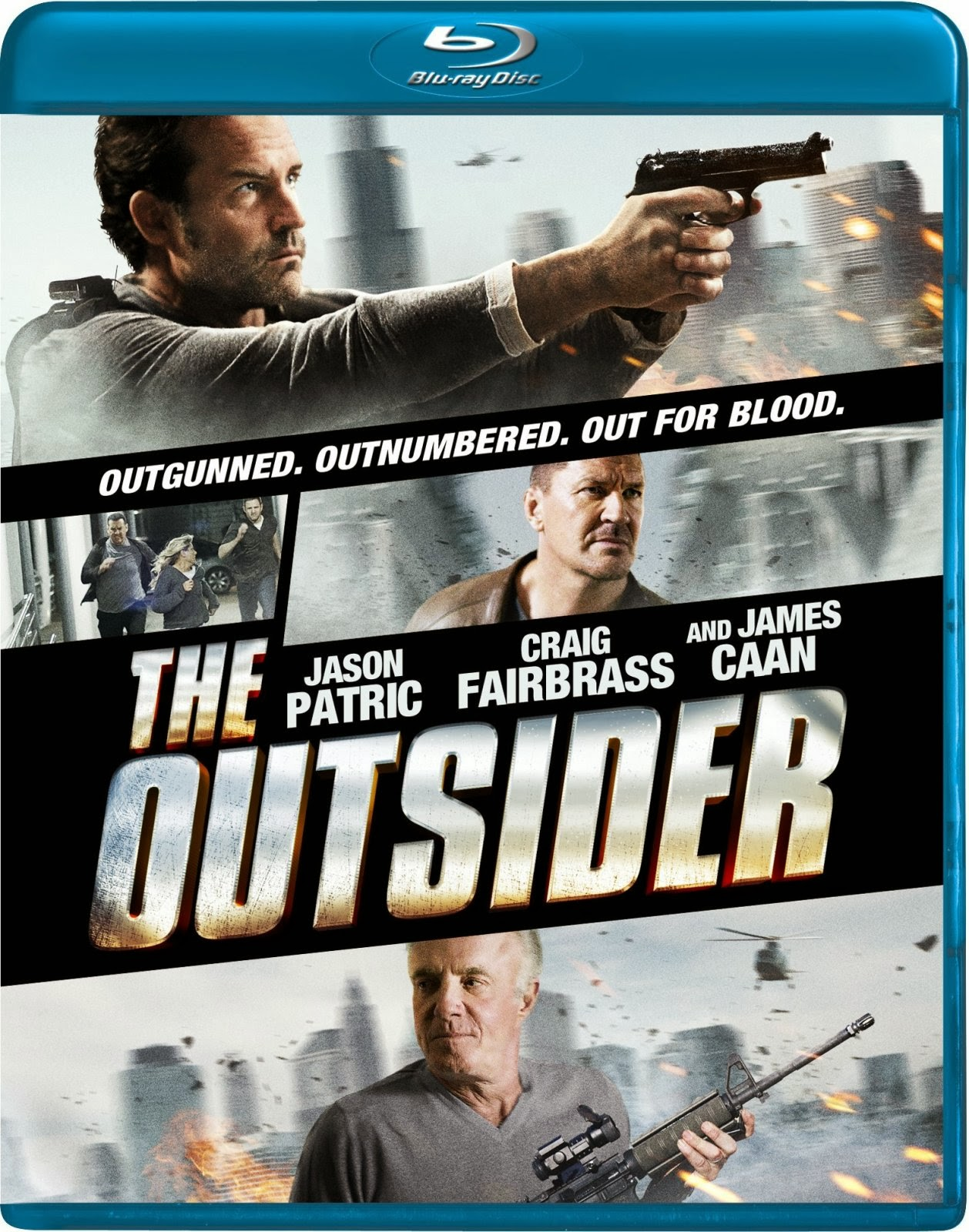 Download - The Outsider (2014)