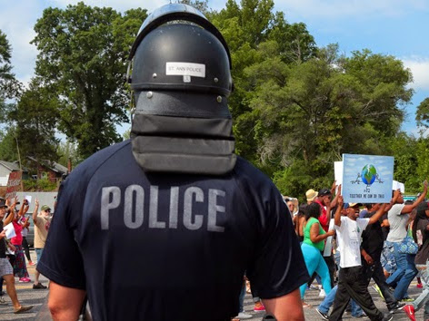 Obama Announces Plan To Restrict Police Use Of Military-Style Equipment