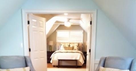 attic renovation master suite