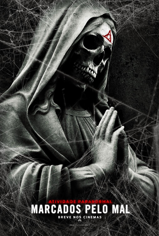 Assistir Atividade Paranormal: Marcados pelo Mal Online Dublado