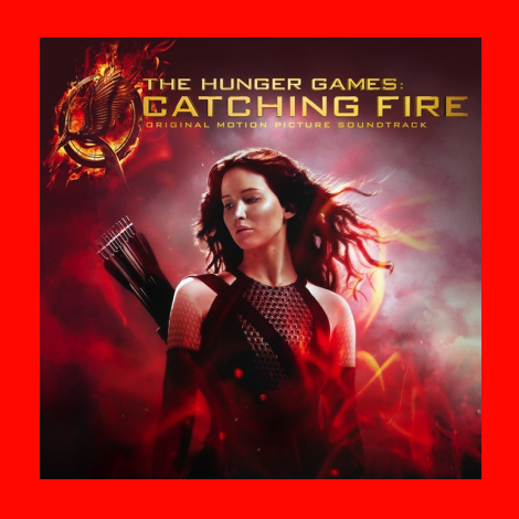 Sia's 'Elastic Heart' single artwork for Hunger Games: Catching Fire