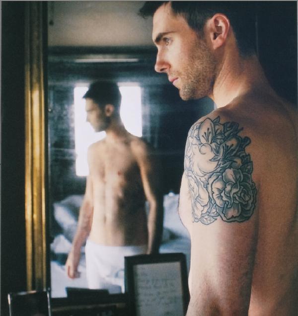 Provocative Wave For Men Provocative Adam Levine Nude