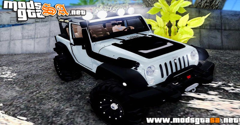 SA - Jeep Wrangler Off Road V2