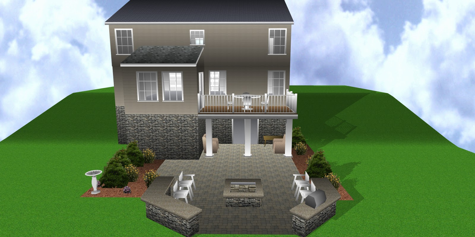 Sienna model home