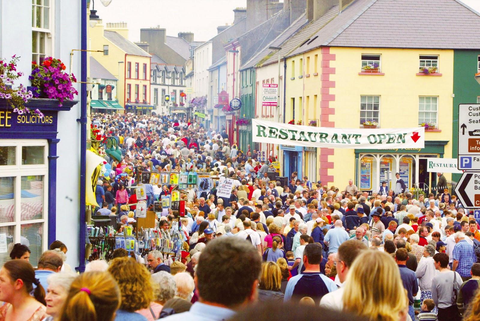 Irish matchmaking festival