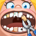Little Dentist - Kids Games App iTunes Google Play App Icon Logo By George CL - FreeApps.ws