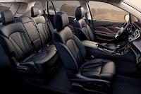 Buick Envision (2016 North American Spec) Interior