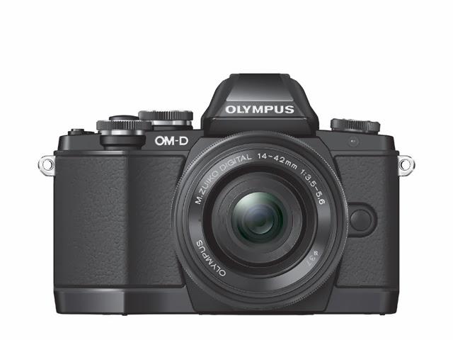 Fotografia della Olympus OM-D E-M10
