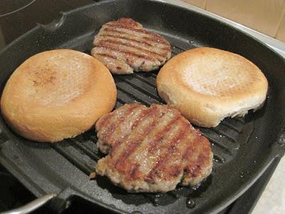 Doskonały Hamburger