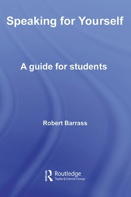 Speaking for Yourself: A Guide for Students