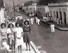 Rua Renato jardim nos anos 1950.