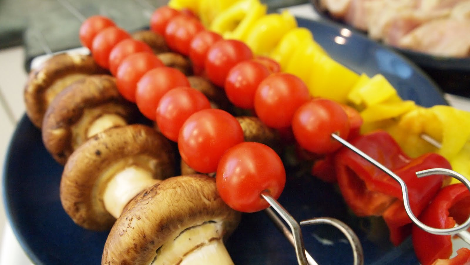 aug rosemary vegetable veggie skewers skewered and many healthy john ...
