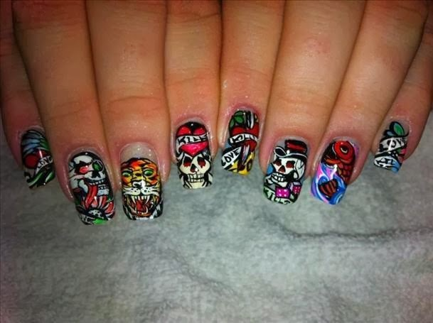 Ed hardy nail art decals ed hardy nail stickers submited images ed hardy nail art decals ed hardy stickers for nails submited images prinsesfo Choice Image