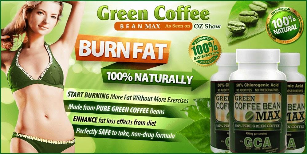 fungerar green coffee bean