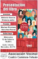 Presentación del libro de Antonio García Orejana: Tetas: la fuente de la vida