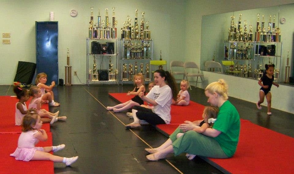 summer weekday dance class toddlers charlotte
