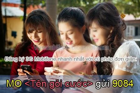 Cách đăng ký 3G Mobifone nhanh, đơn giản và miễn phí tin nhắn