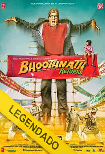Bhoothnath Returns – Legendado