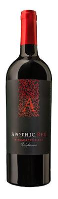 Halbtrockener Rotwein von E.&J. Gallo Winery, USA