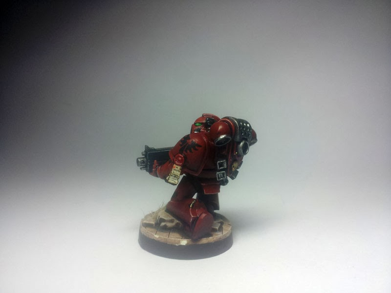 BLOOD ANGELS - WARHAMMER 40.000 3-4