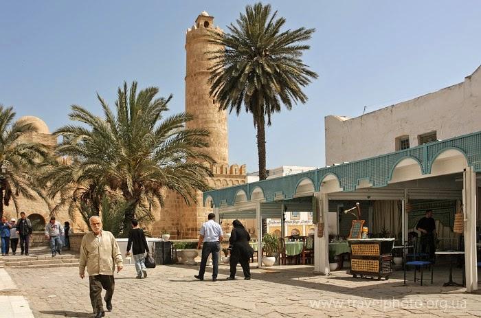 Сусс, Тунис, медина