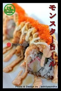 Spicy Monster Roll