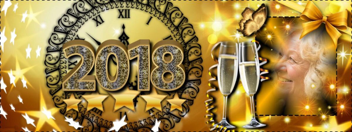Ein frohes 2018