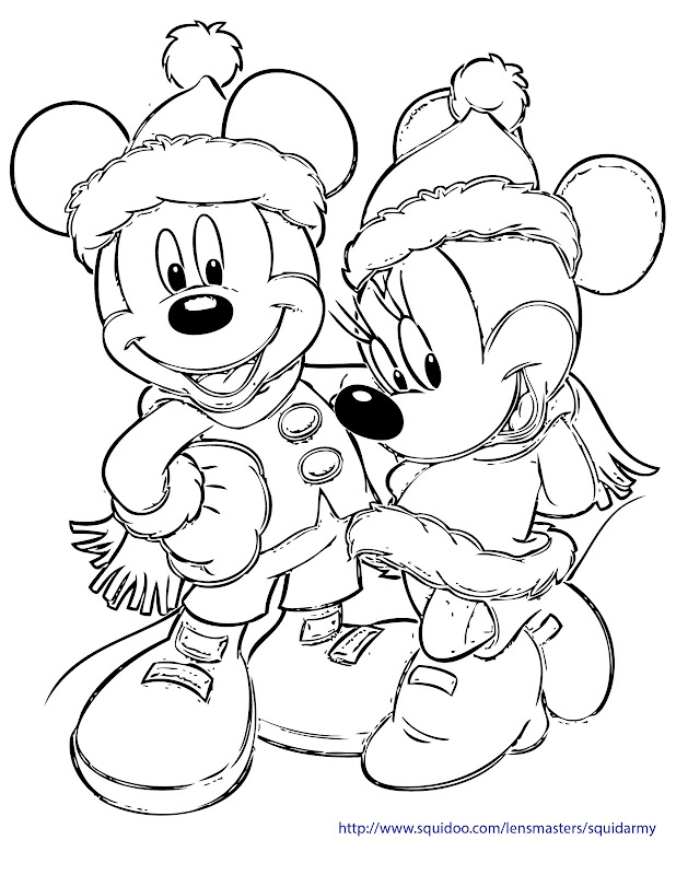 Christmas Coloring pages free title=