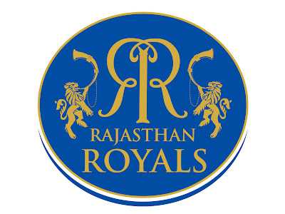 Indian Premier league Team Rajastan Rooyals Logo