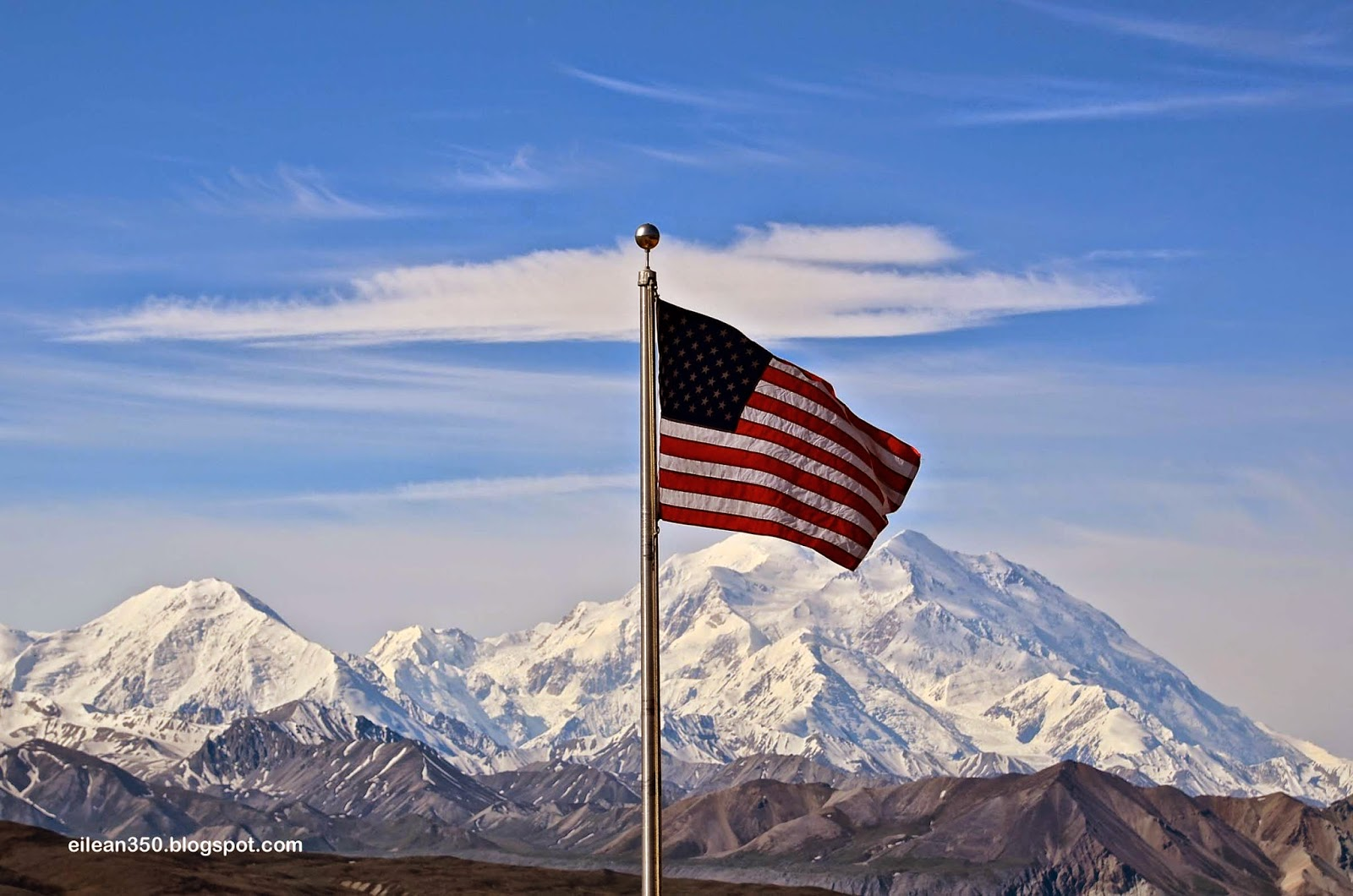 denali on 4th of july 2014
