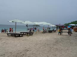 Pantai pasir putih amlapura, Bali