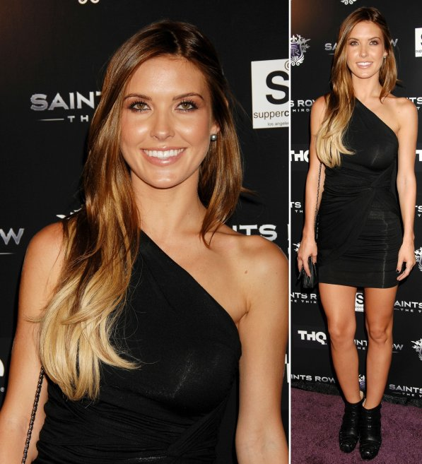 Audrina patridge hair color