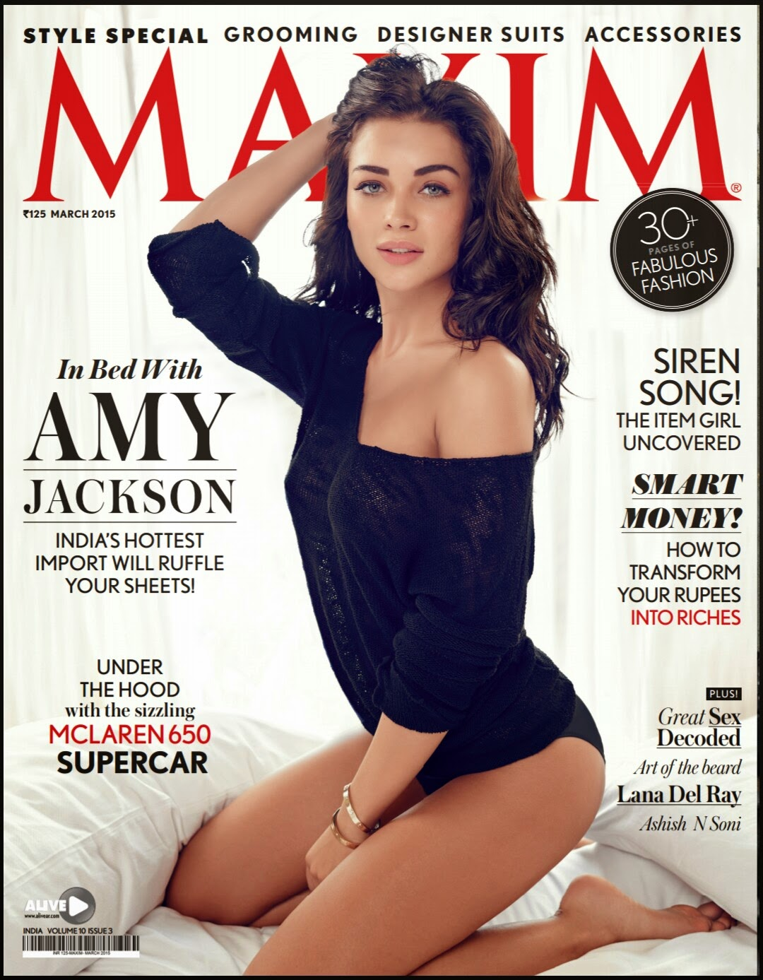 India's Hottest Heroine - Amy Jackson