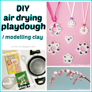 airdryingPlaydough wesens-art.blogspot.com