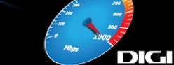 Noul abonament Fiberlink 1000 de la RDS (internet de super viteză)