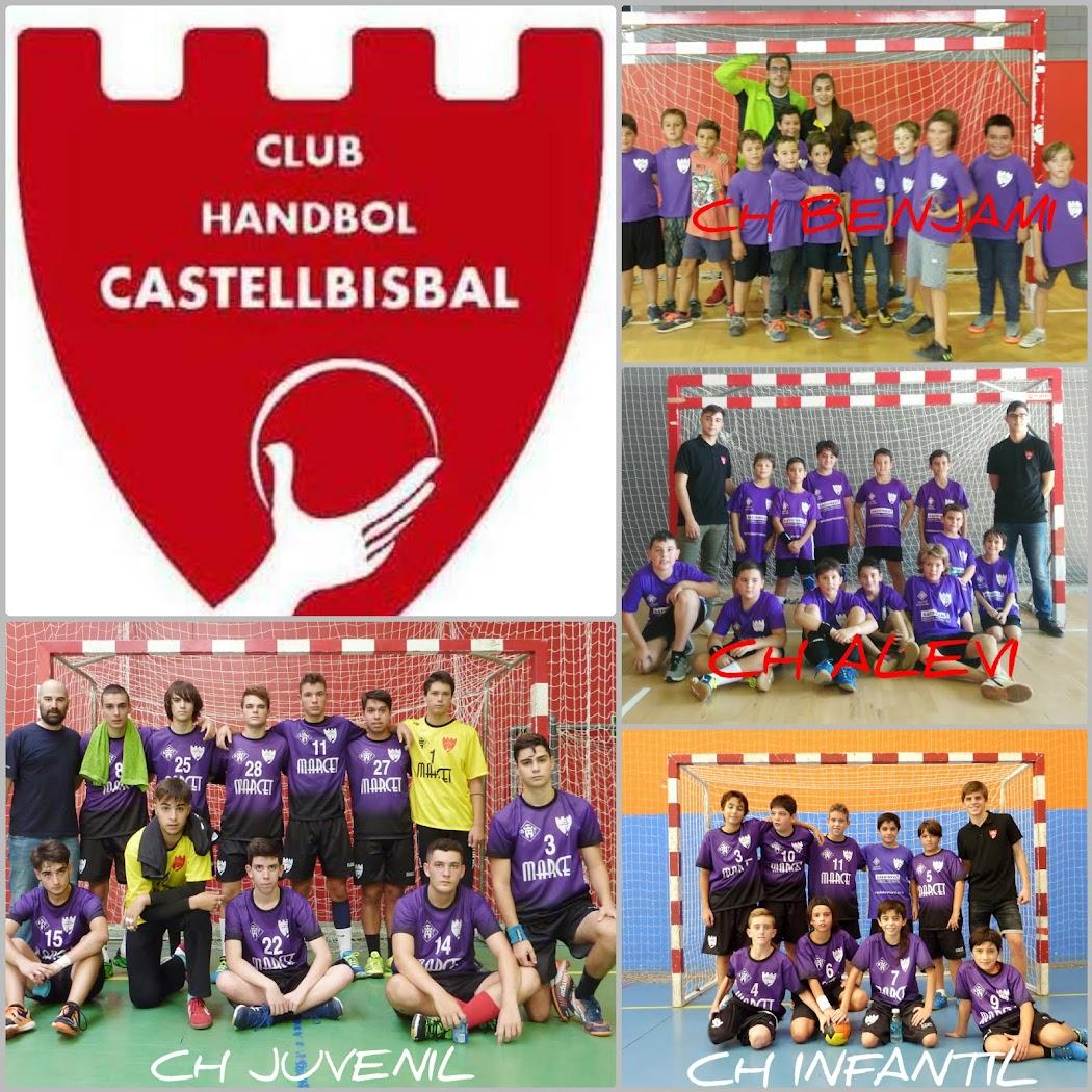 CLUB HANDBOL CASTELLBISBAL