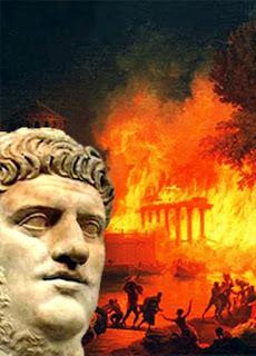 Anno 64 dC: Nerone e il Grande Incendio di Roma