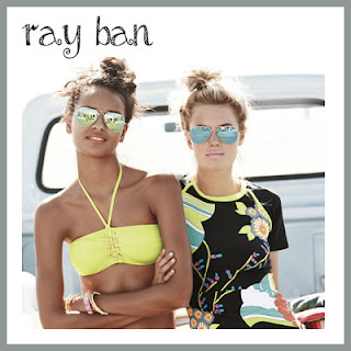 Ray Ban Aviators Mirror Lens Green Flash