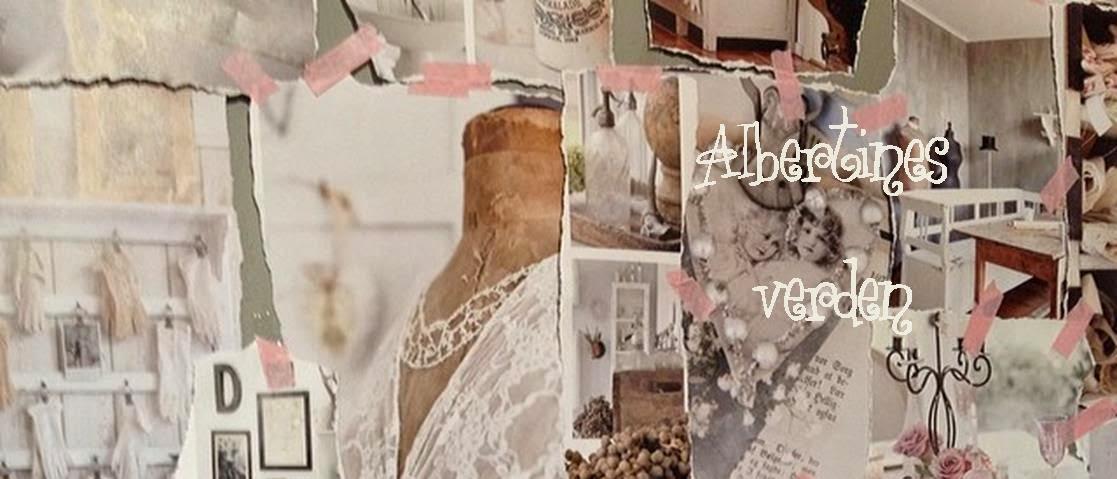Albertines verden