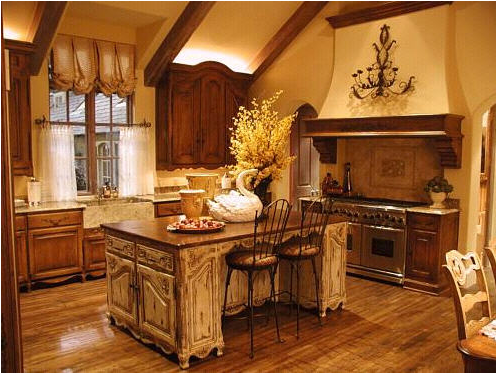 Home design interior monnie old world kitchen ideas for Kitchen world